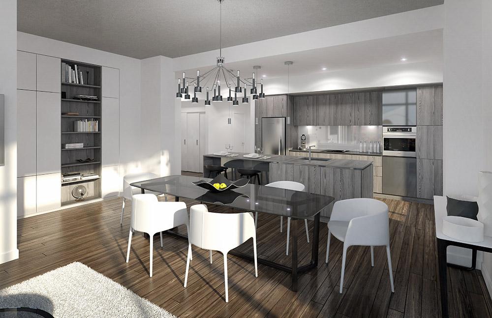 condo vendre blainville laurentides - Maison Moderne Blainville