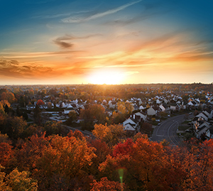 view penthouse for sale Blainville, Laurentians