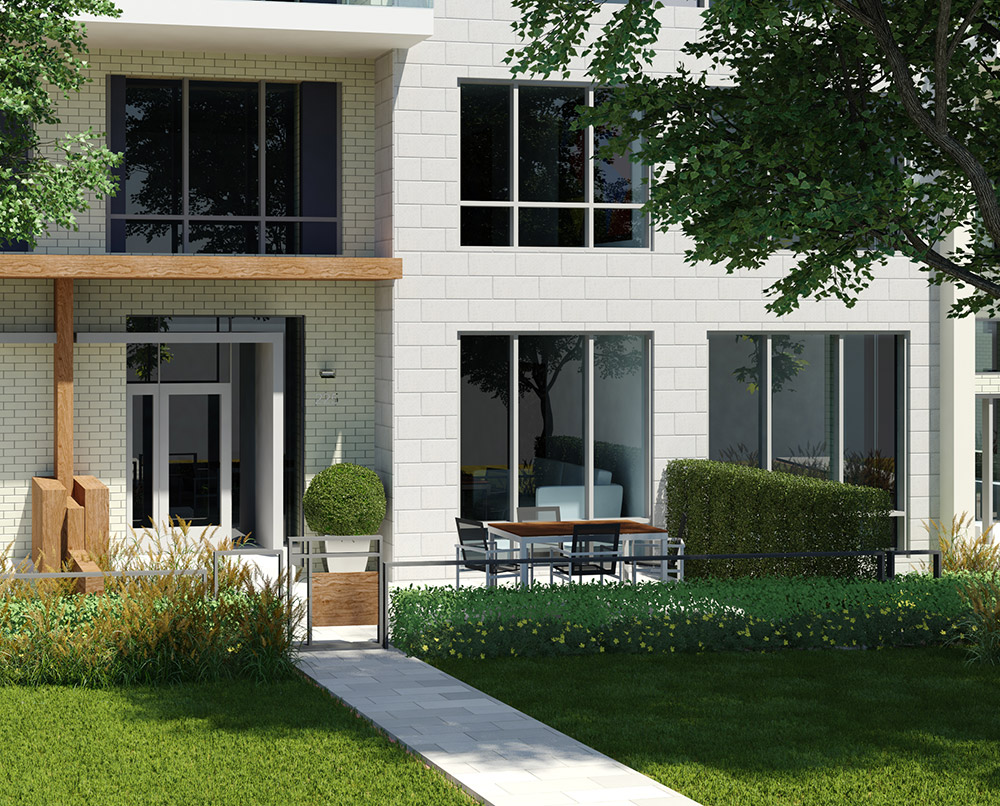 Maisons De Ville Blainville Maison Moderne